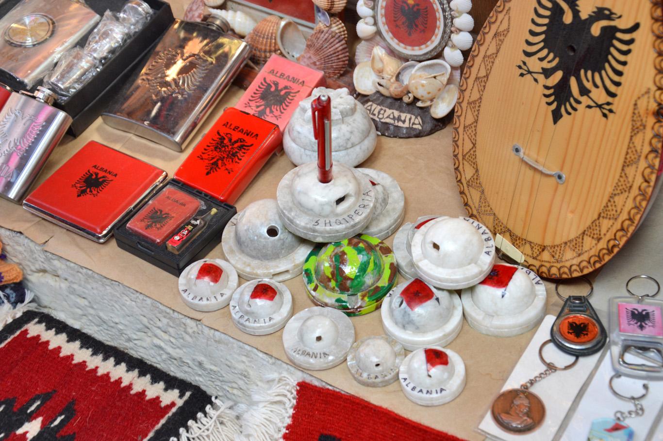 Albanian souvenirs