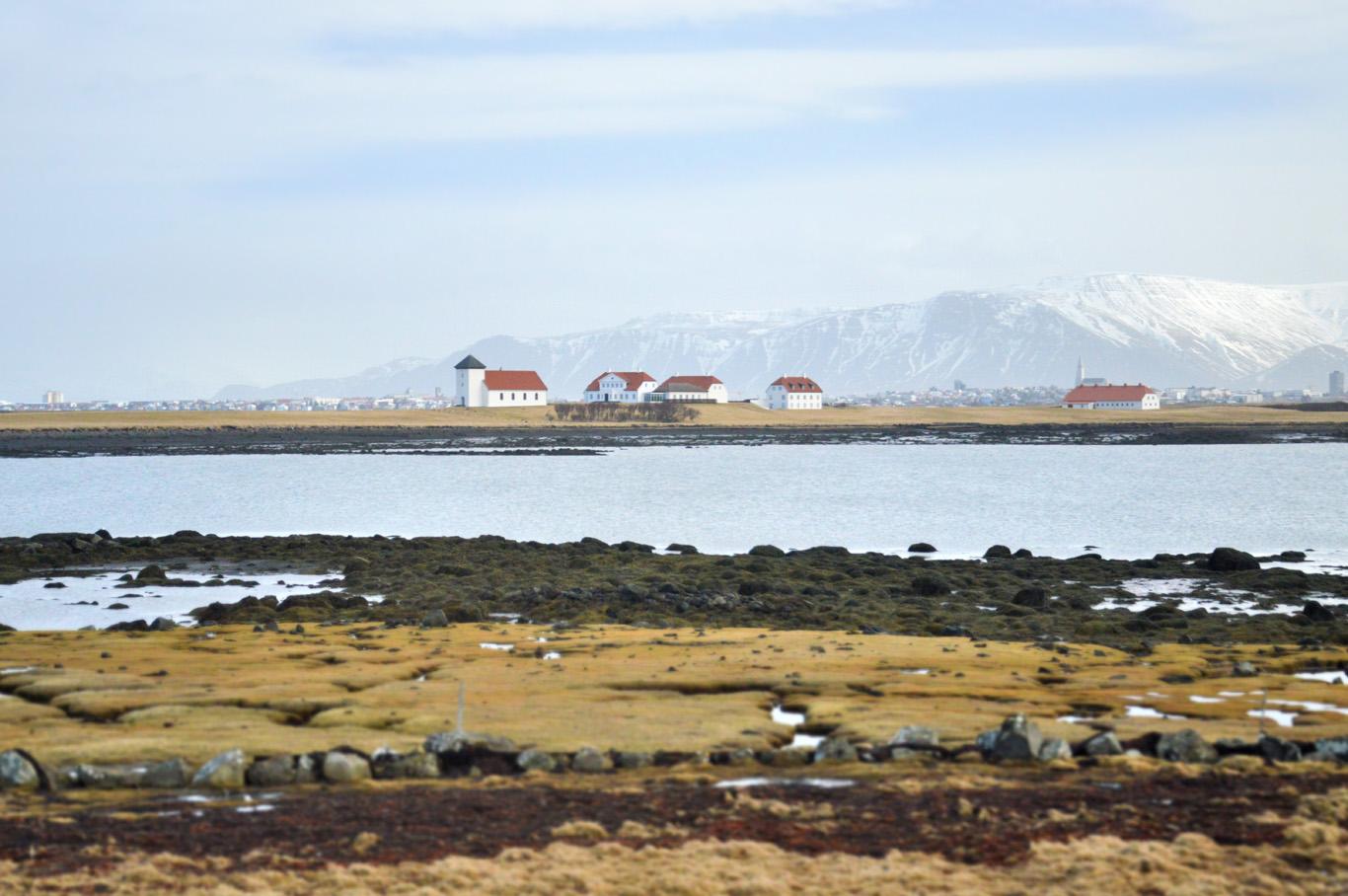 Bessastaðir presidential residence