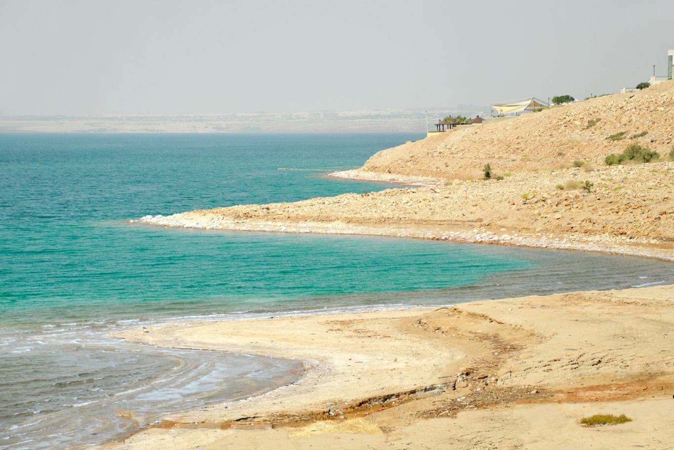 Barren shores