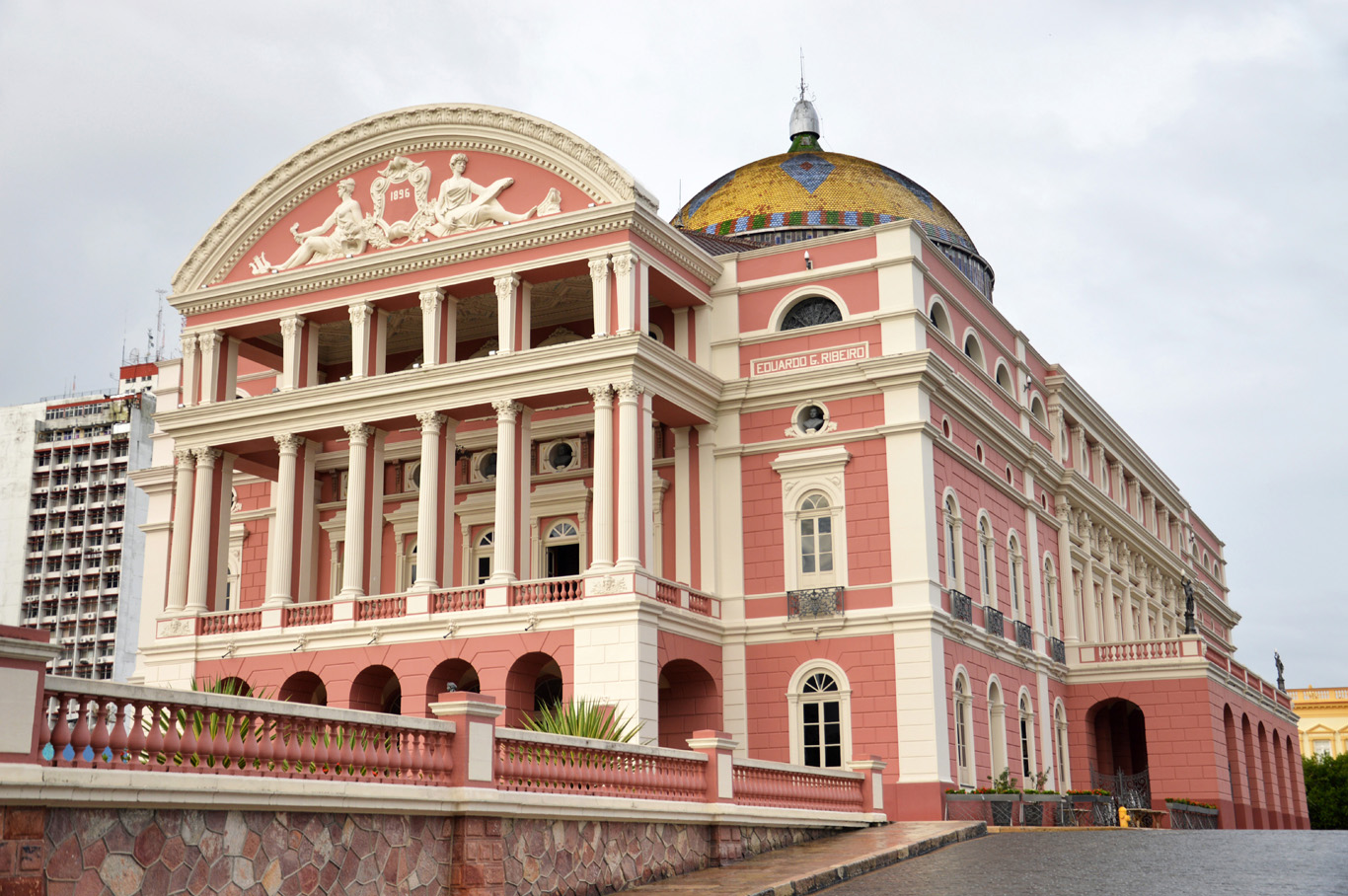 The Amazonas Theater