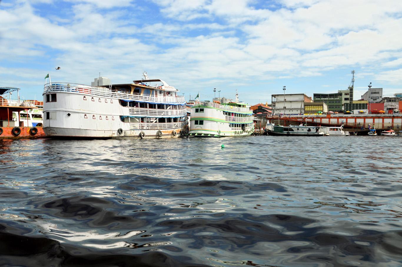 The Manaus Port