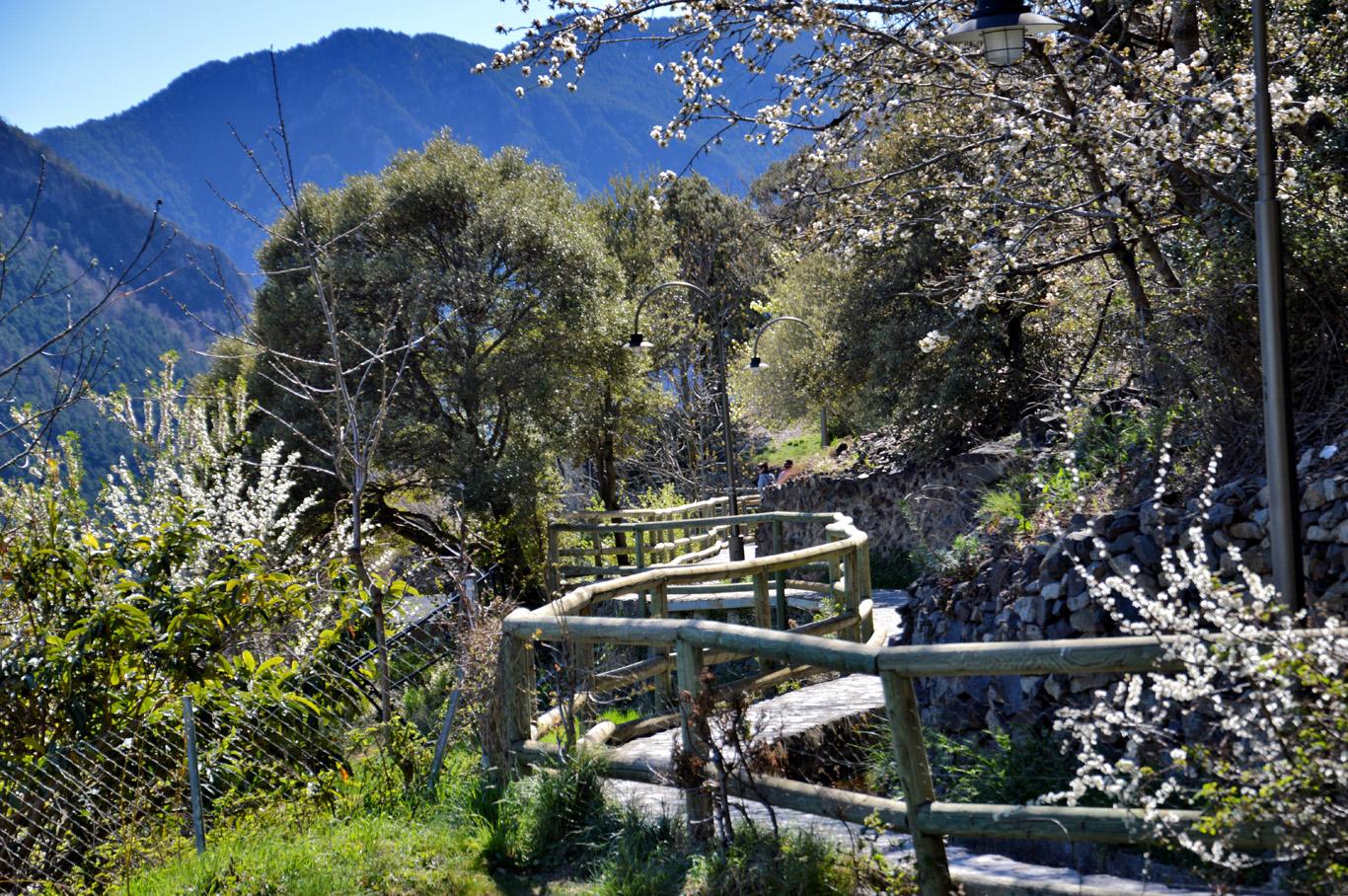 The route around Andorra la Vella