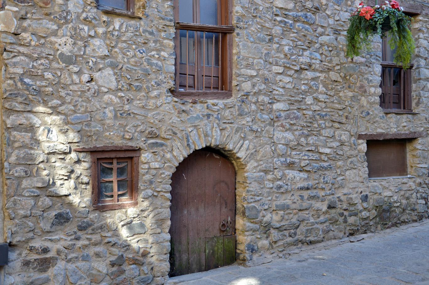 Andorra la Vella - old town