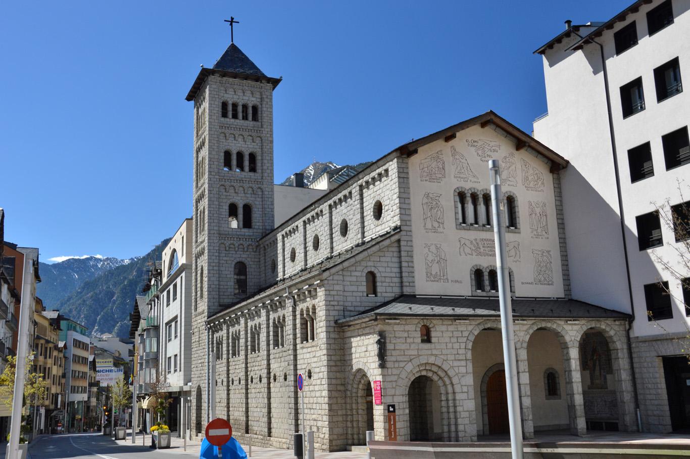 Saint Pere Martir's Church
