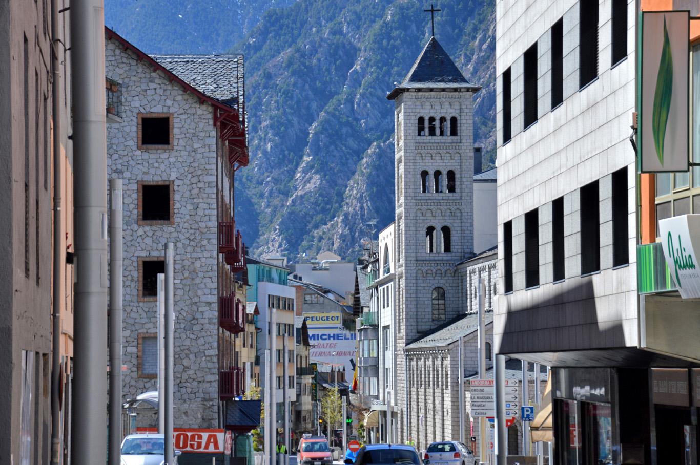 Andorra la Vella - Escaldes