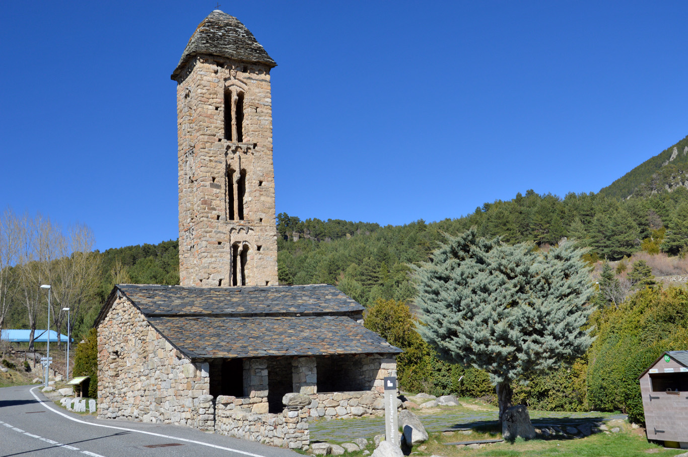 Saint Miquel Engolasters Church