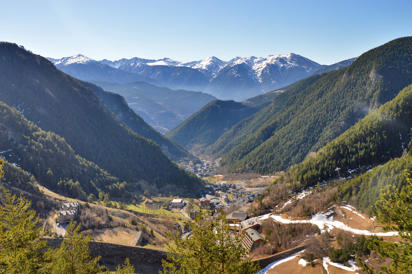 Hiking in the Pyrenees