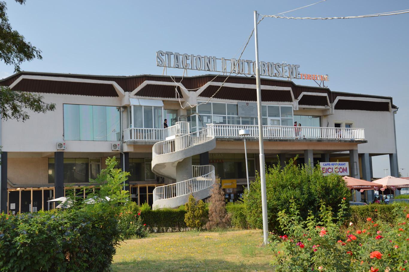 Prishtina Bus Station