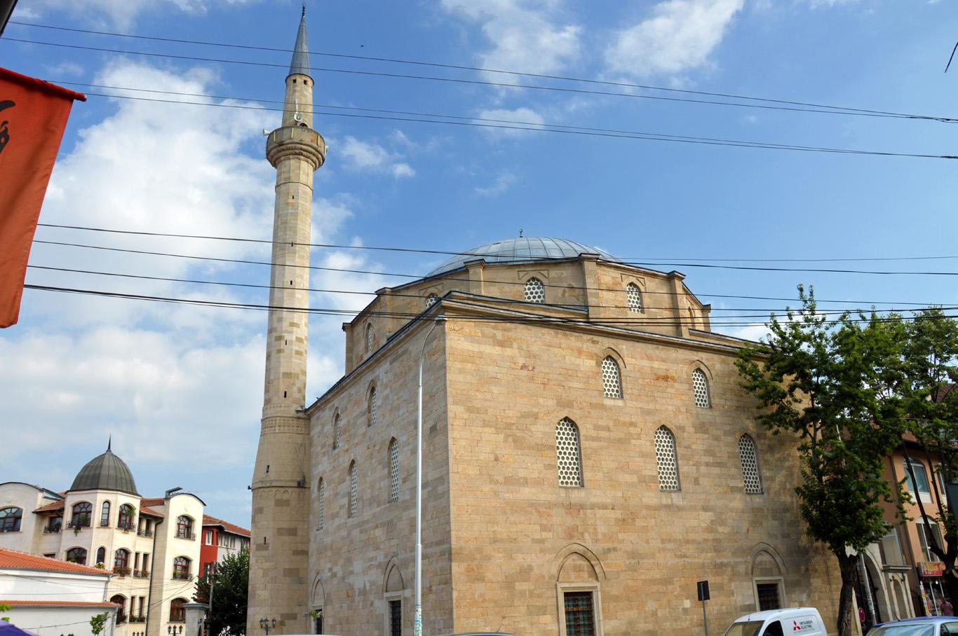 Sultan Mehmet Faith Mosque