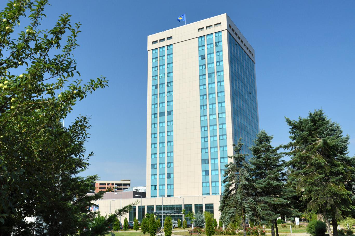 Kosovo Government building