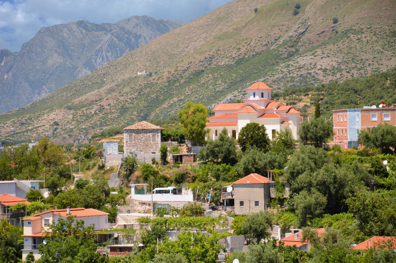 Lukove Village