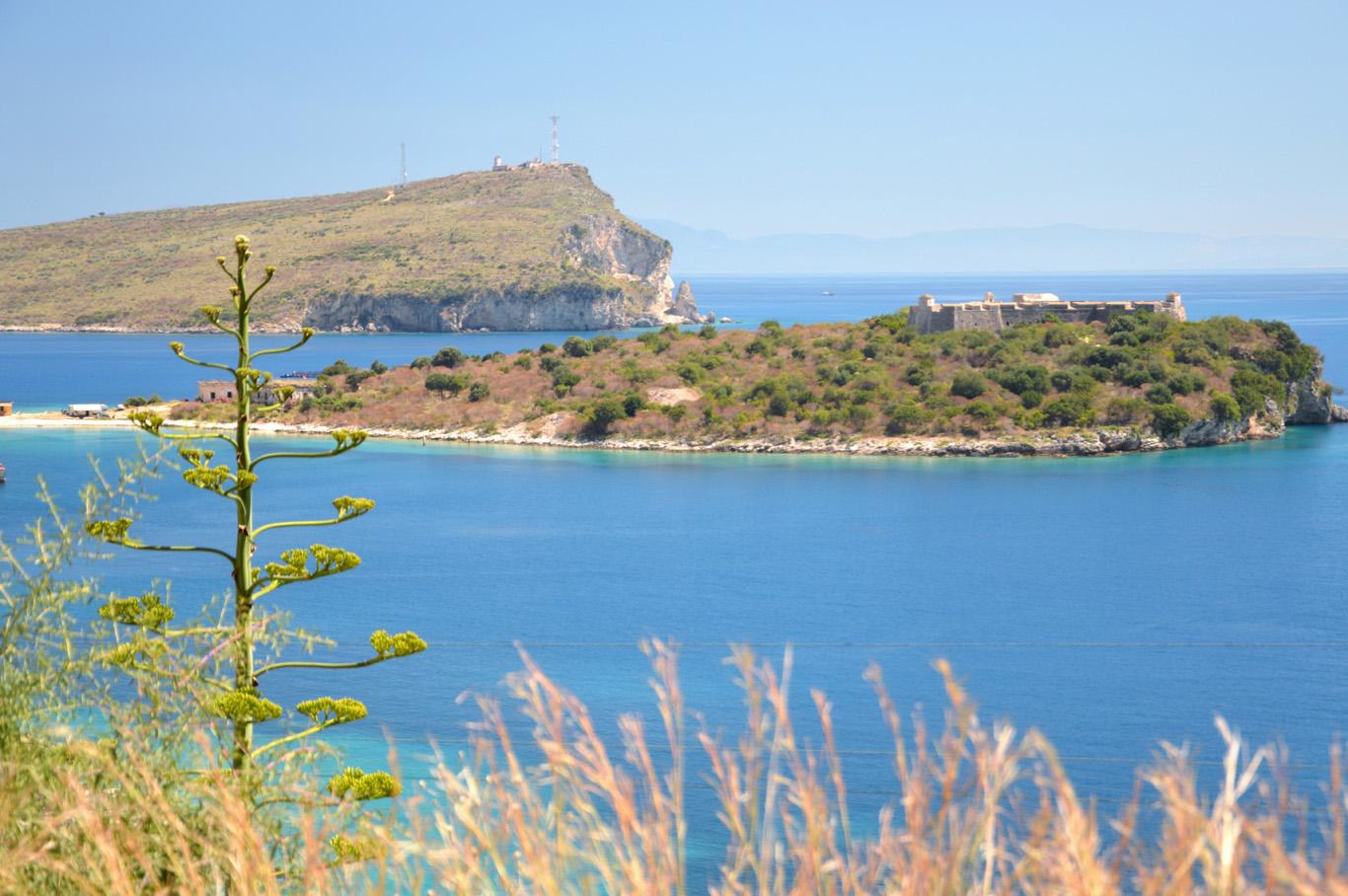 Porto Palermo Bay