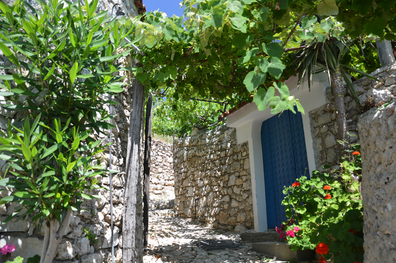 Himare old town