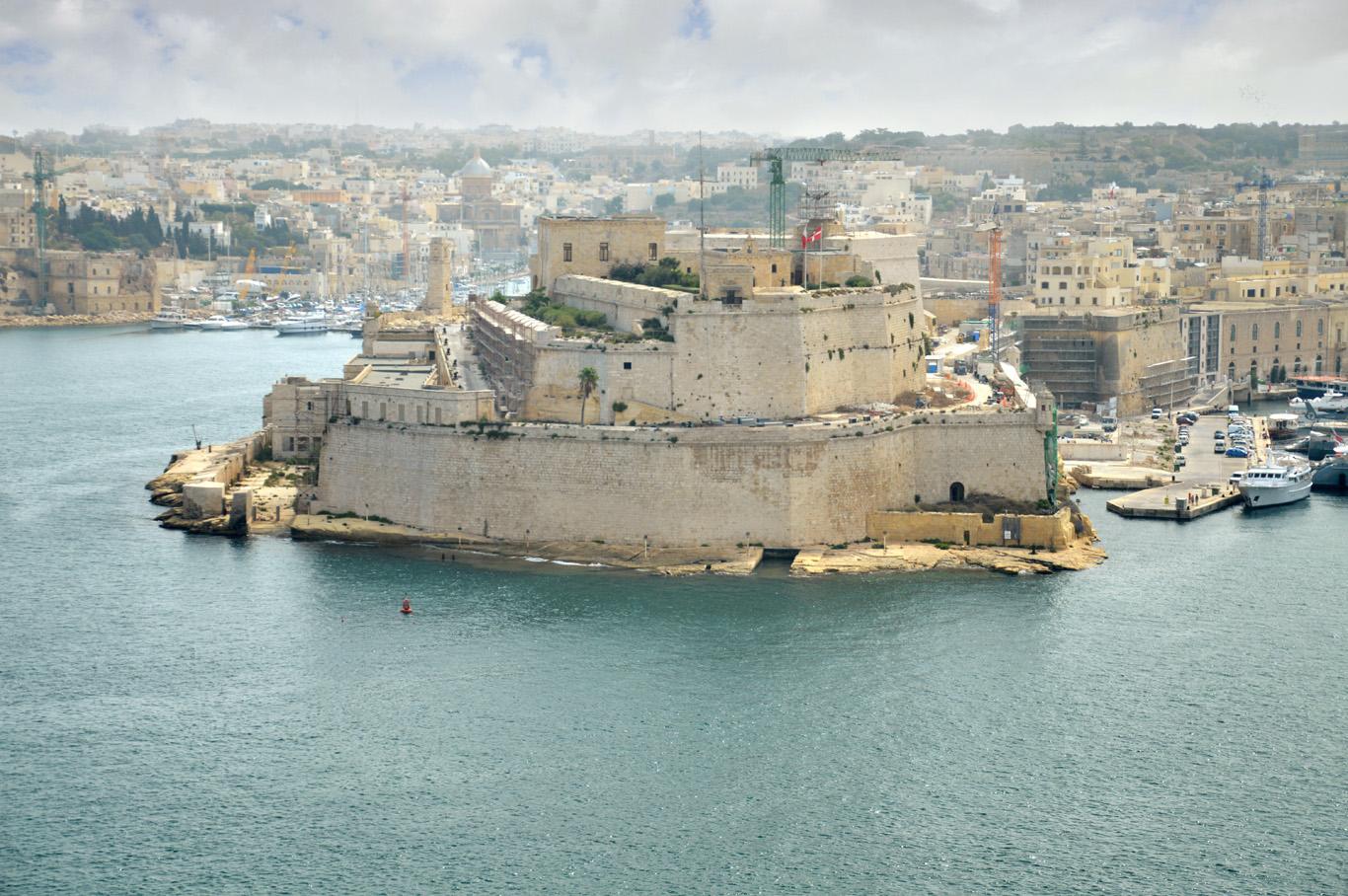 Fort Saint Angelo