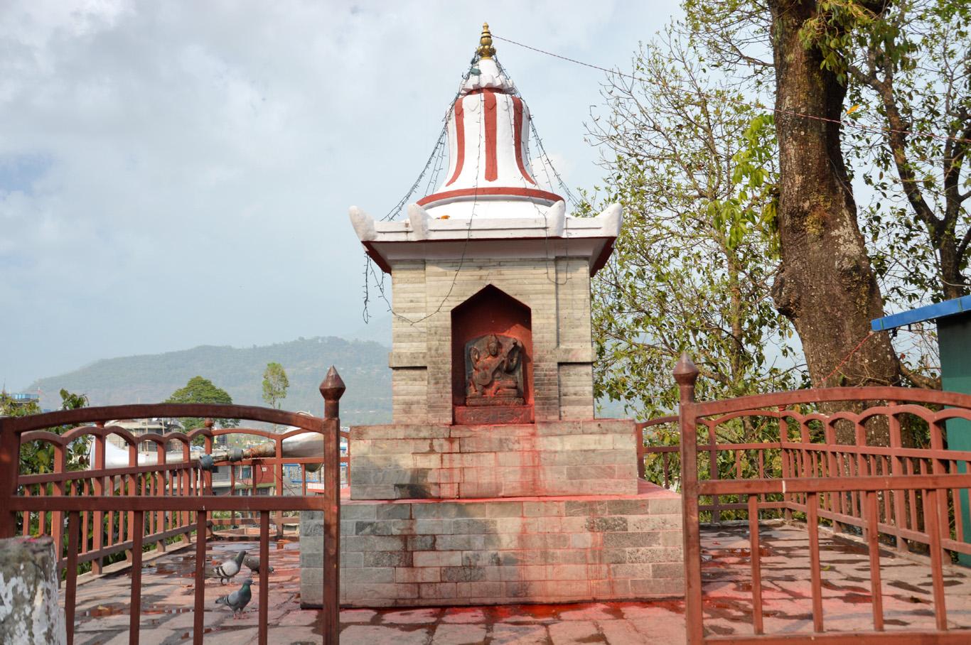 Binhyabasini Hindu Temple