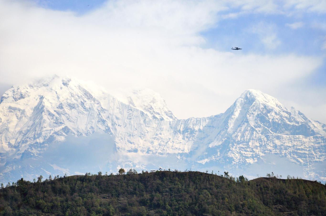 Pokhara - sightseeing flight