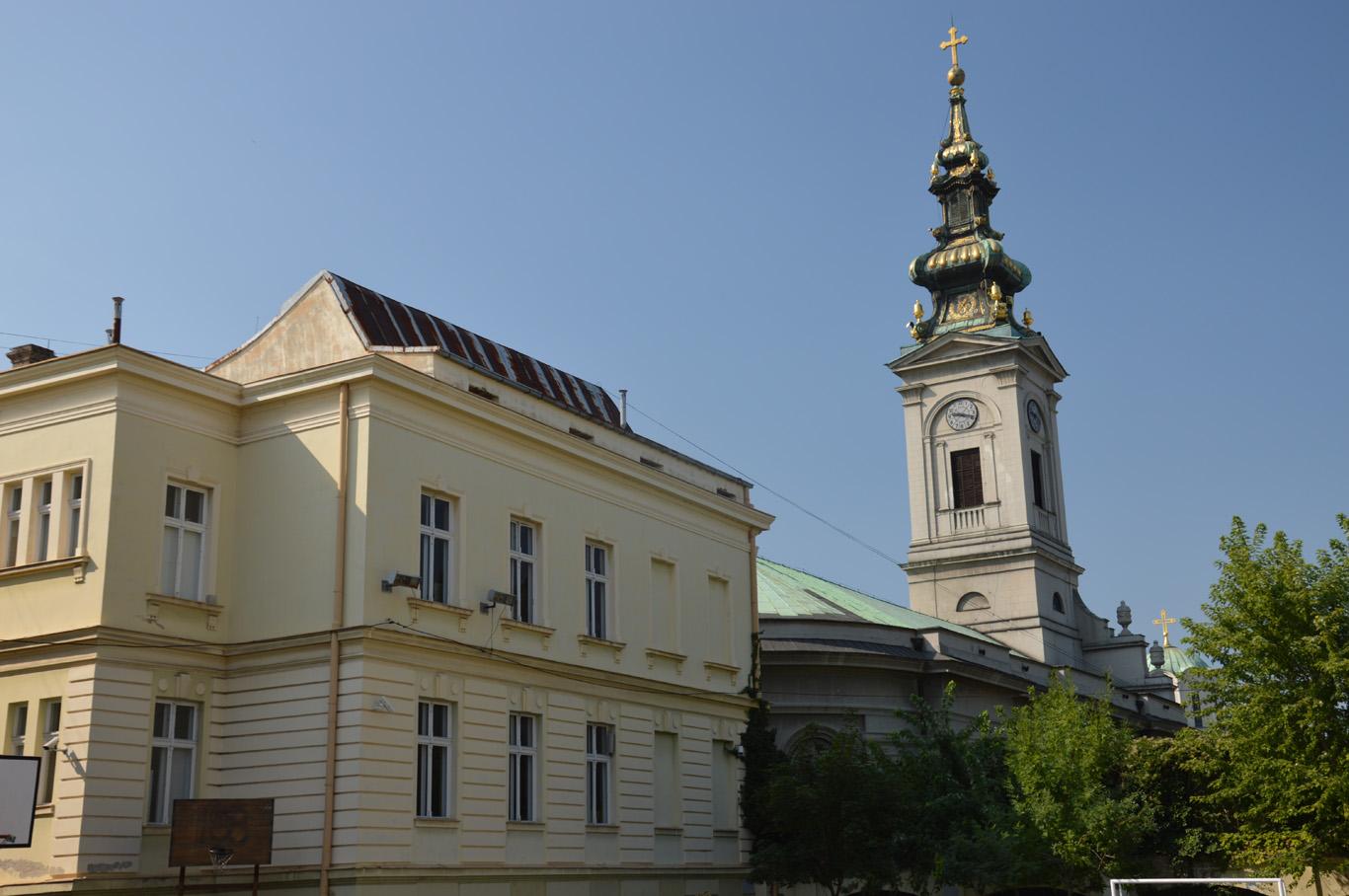 Belgrade old town