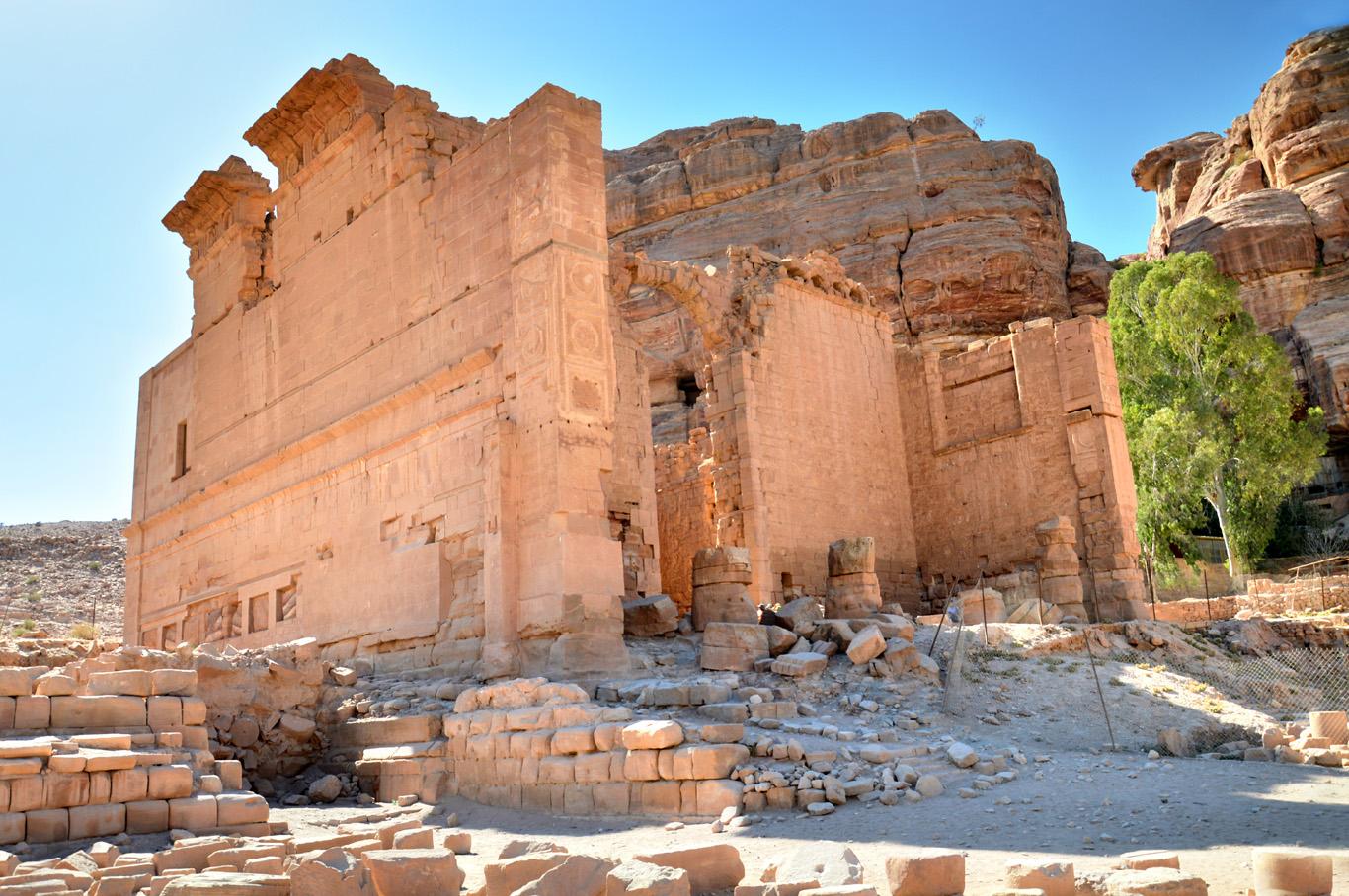 Qasr al-Bint Temple