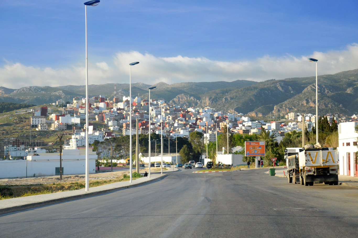The city of Tetouan