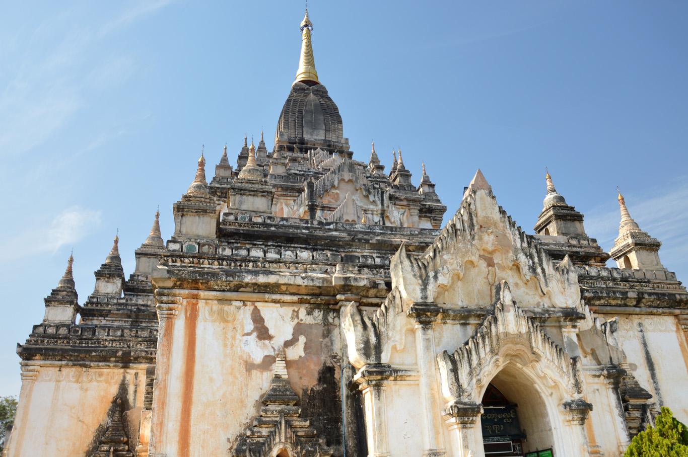 Gawdan Palin Temple