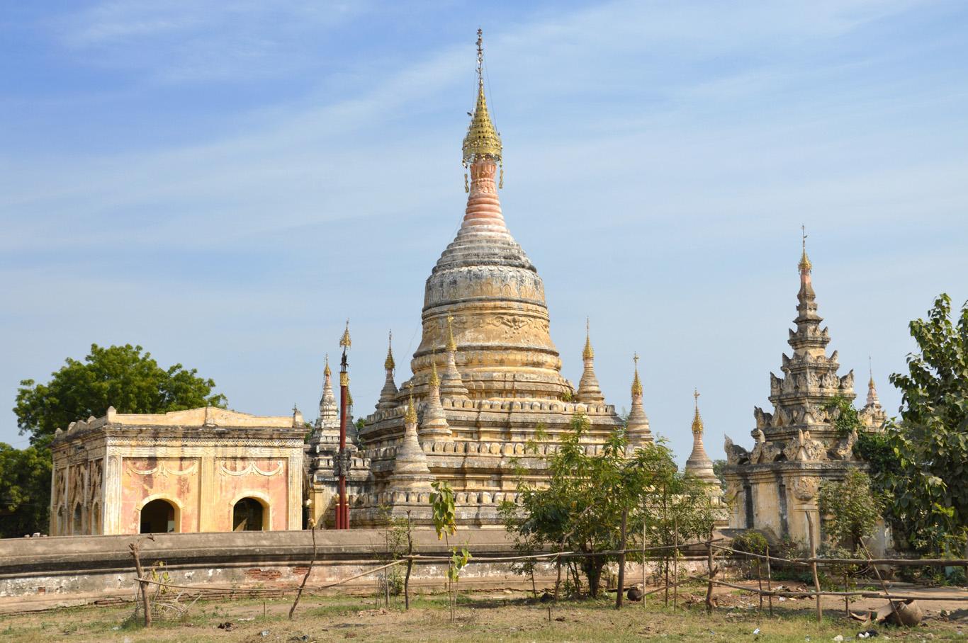 Hsu Taung Pyi Pagoda