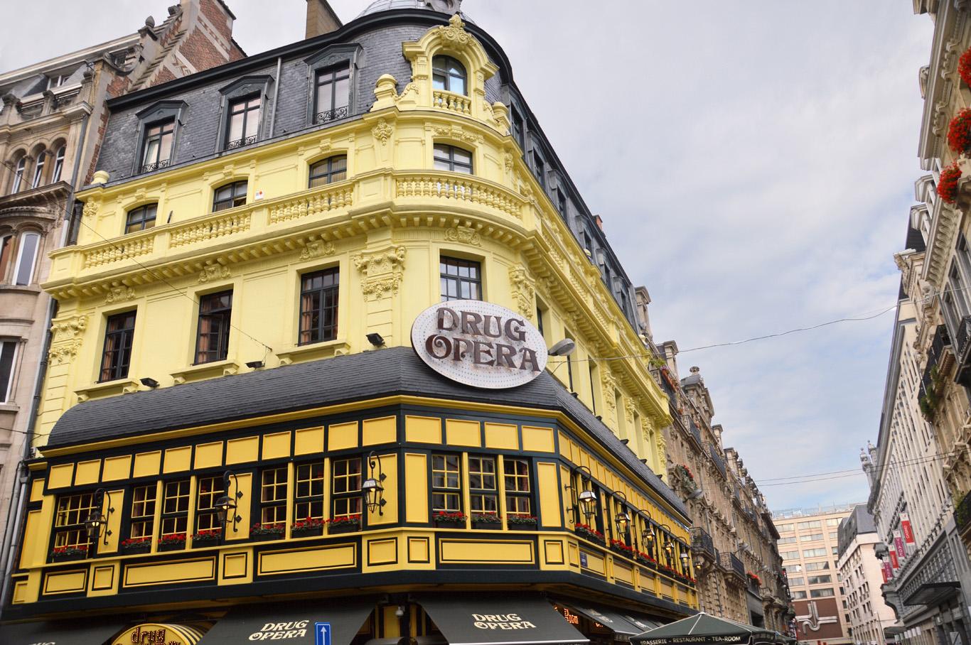 Drug Opera - bar/restaurant