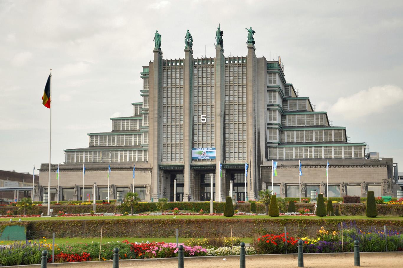 Expo building