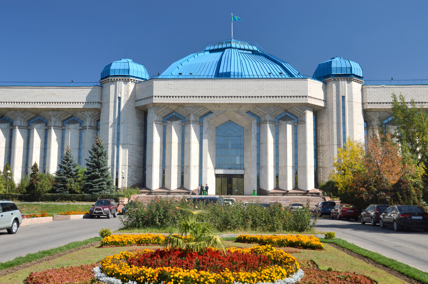The State Museum of Kazakhstan