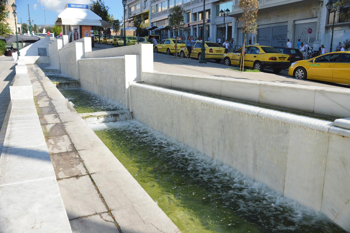 Fountains at Santygma Square