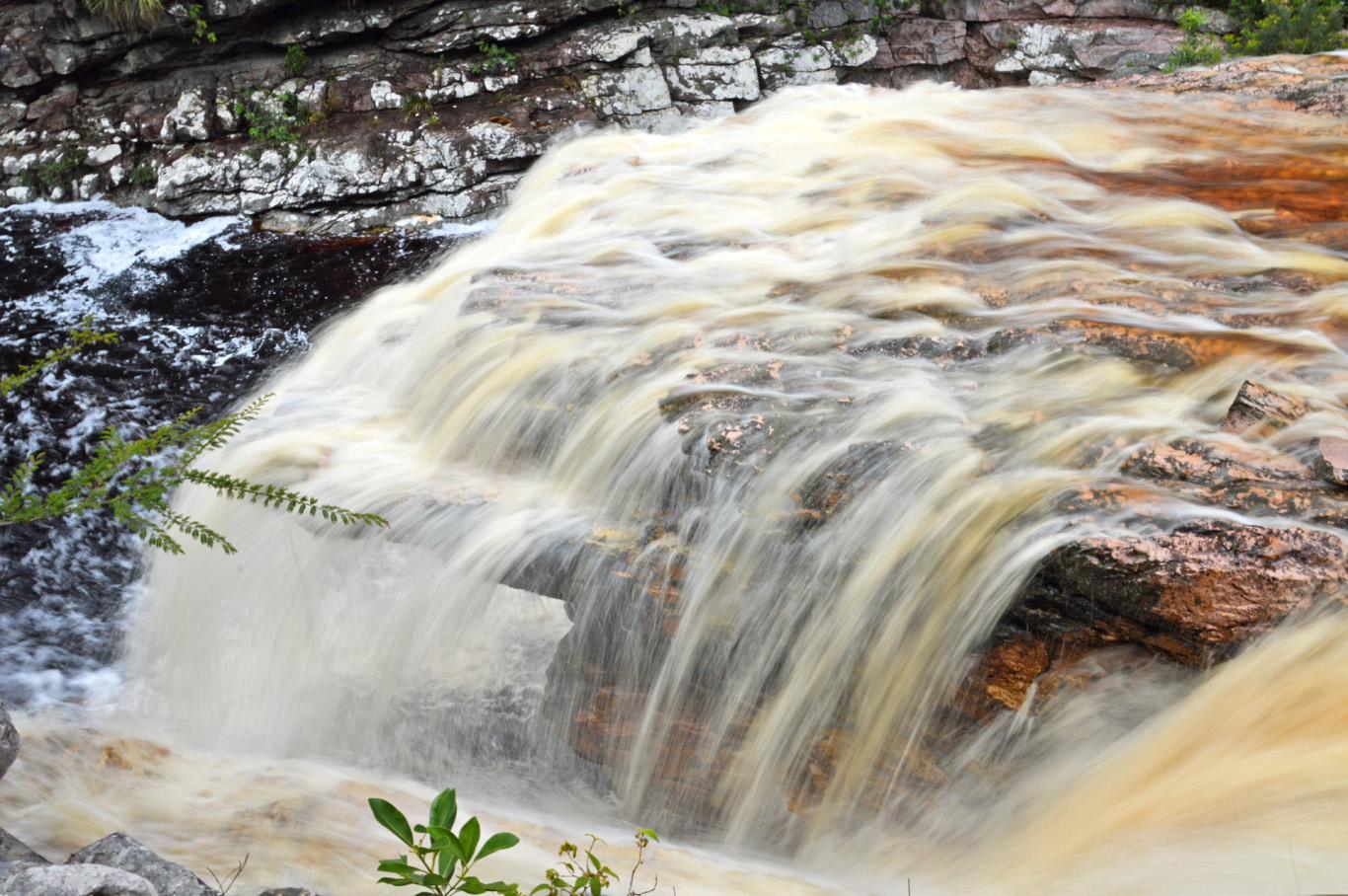 Another waterfall - cascade