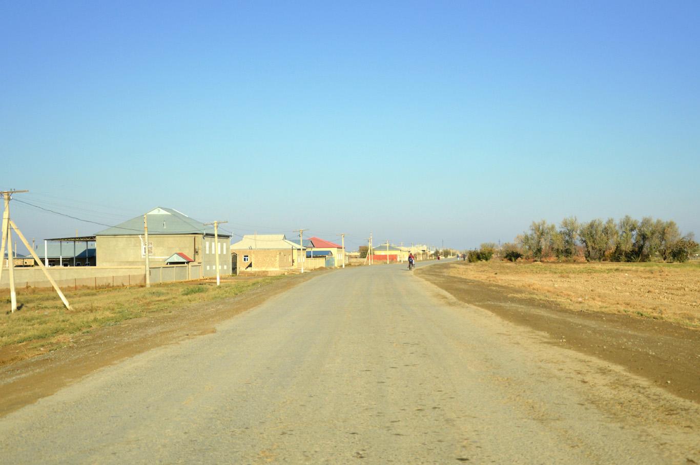 A village beside Merv