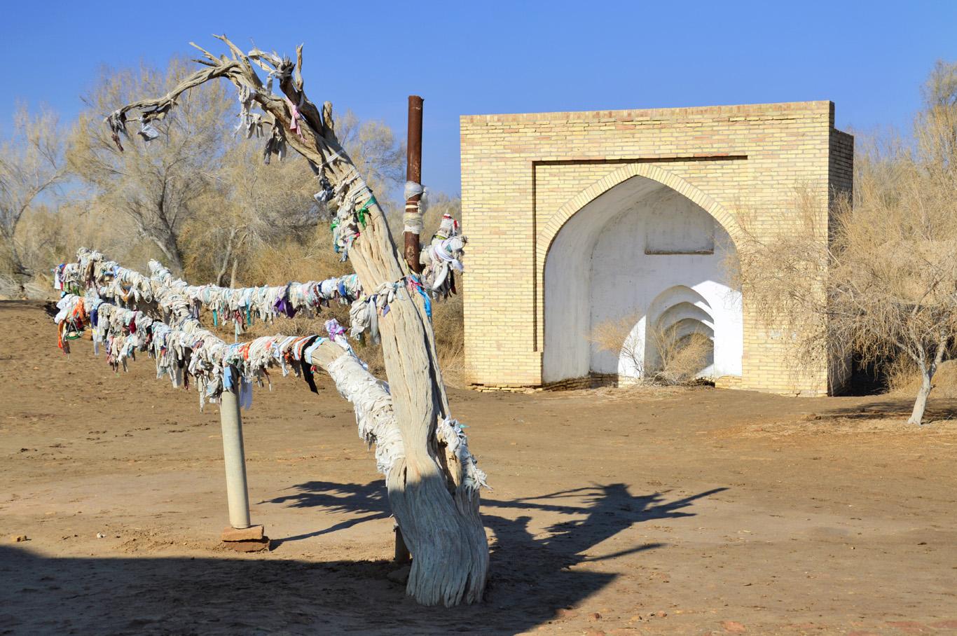 Mohammed ibn-Zeid Mausoleum