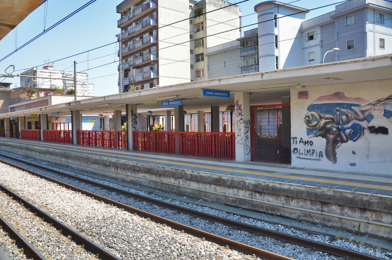 Torre Anunziata station