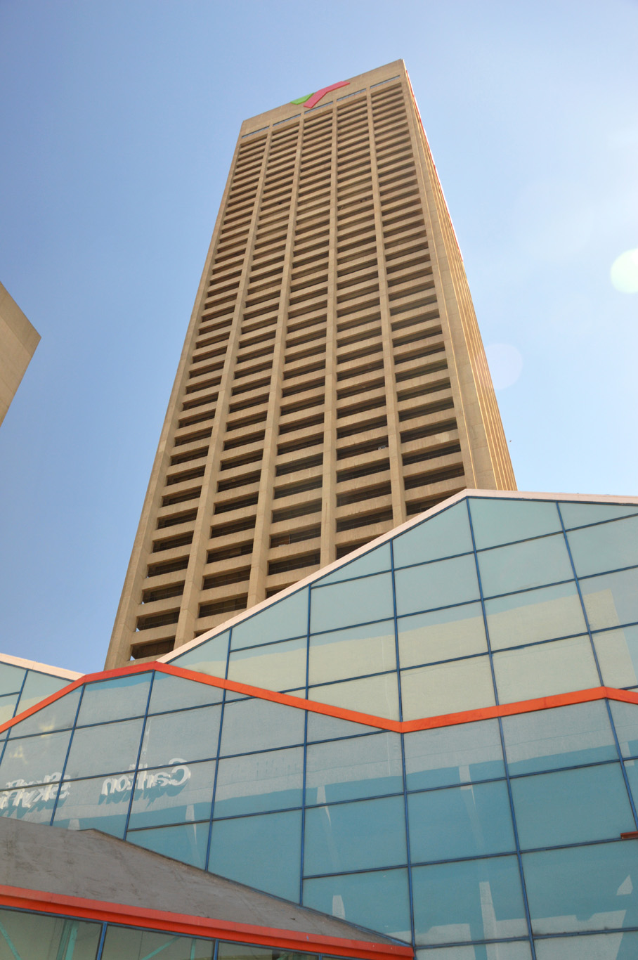 Carlton Center Tower - the tallest building in Africa