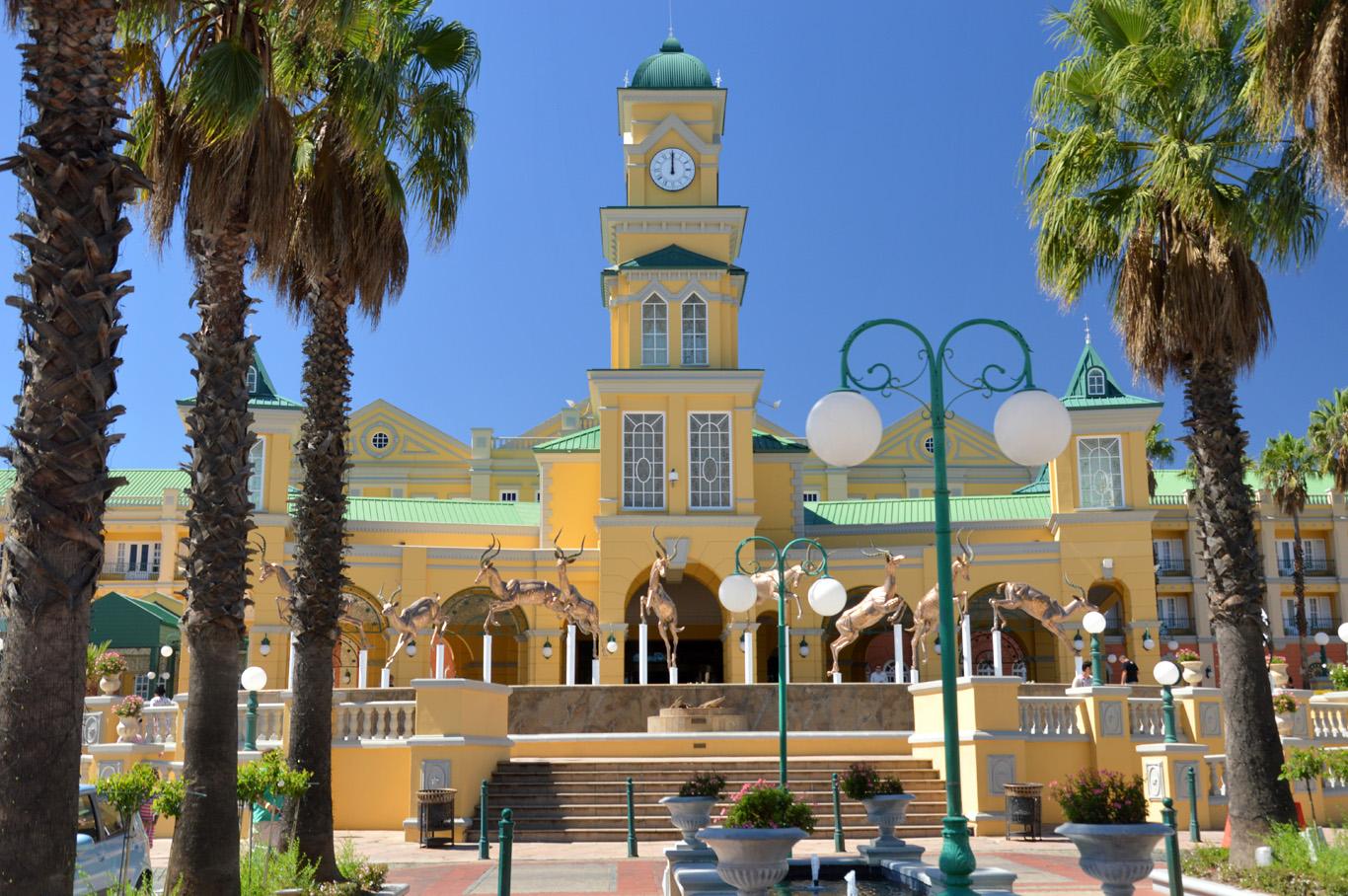 Gold Reef Casino Hotel