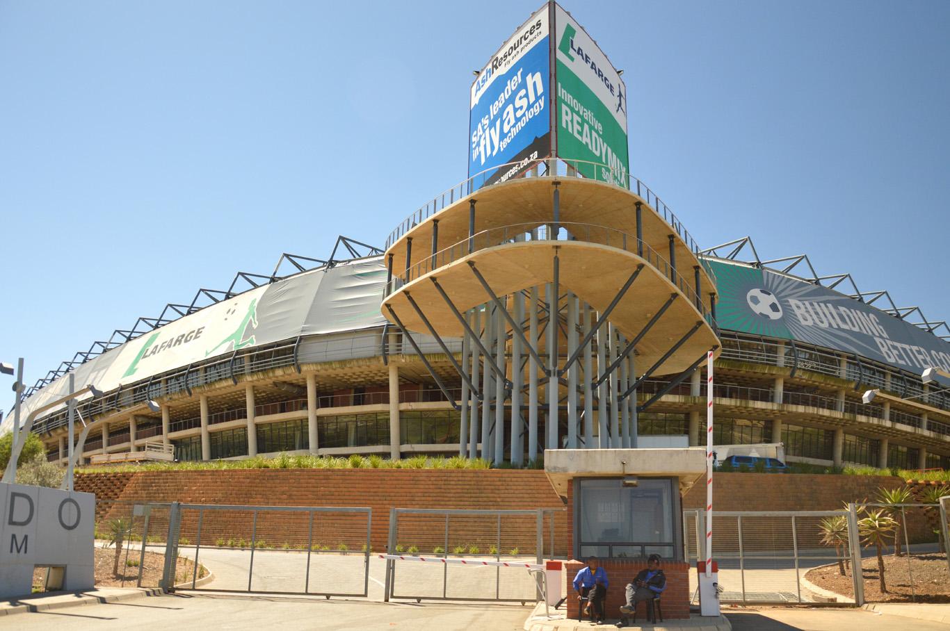 Soweto also has its own stadium