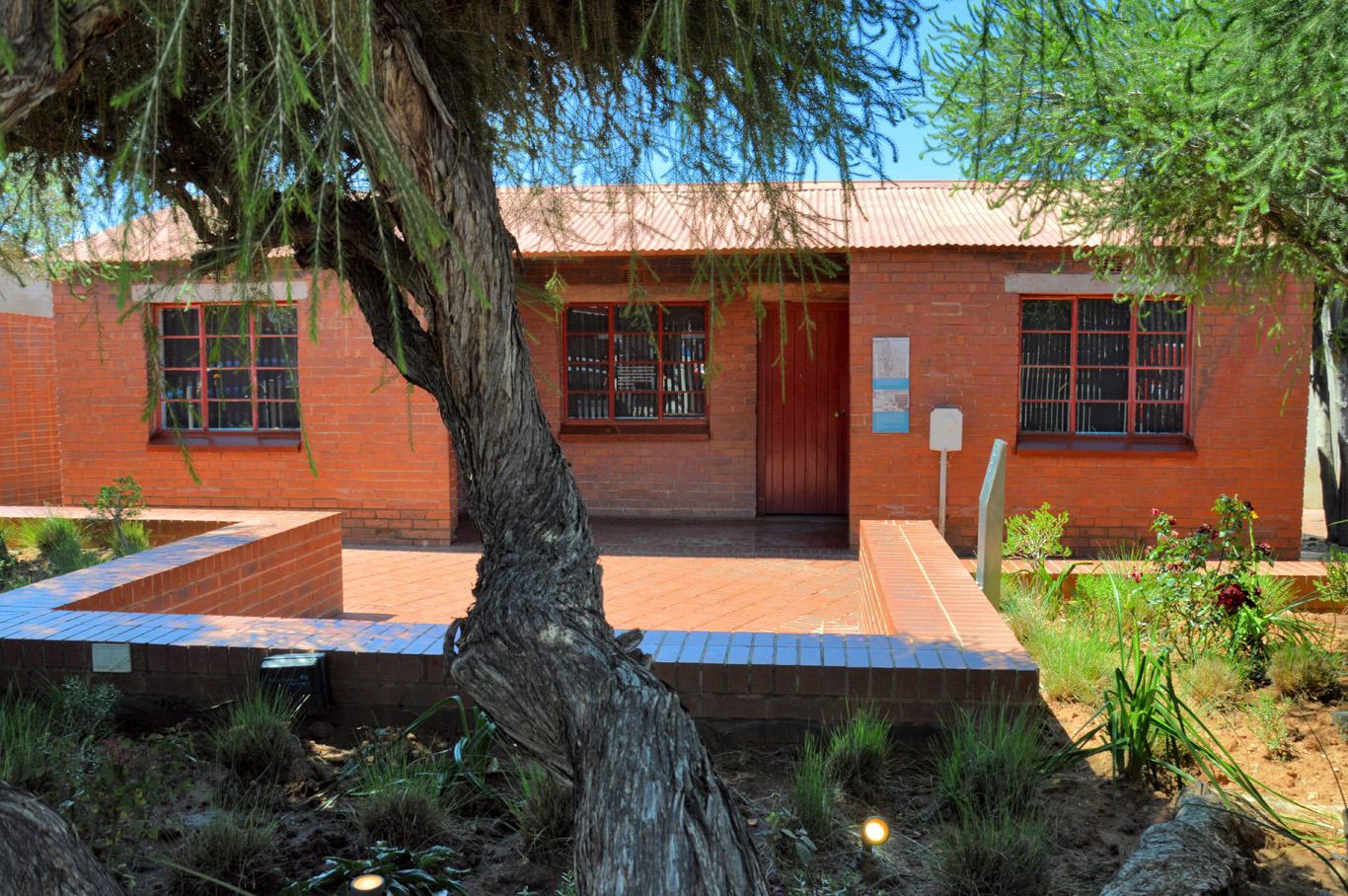 The house of Nelson Mandela