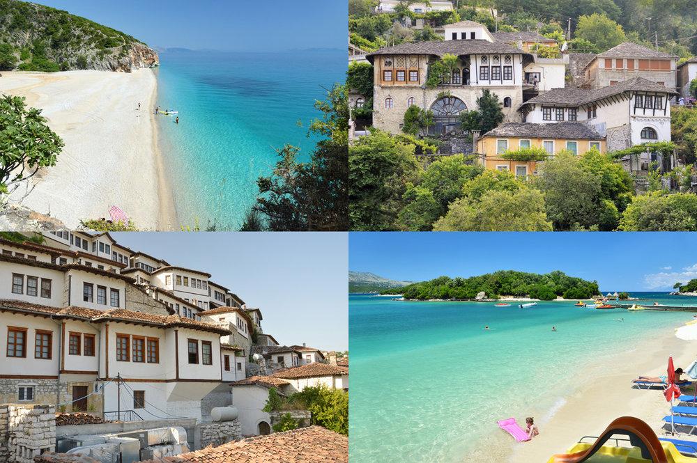 Southern Albania: Gjipe, Gjirokaster, Berat and Ksamil