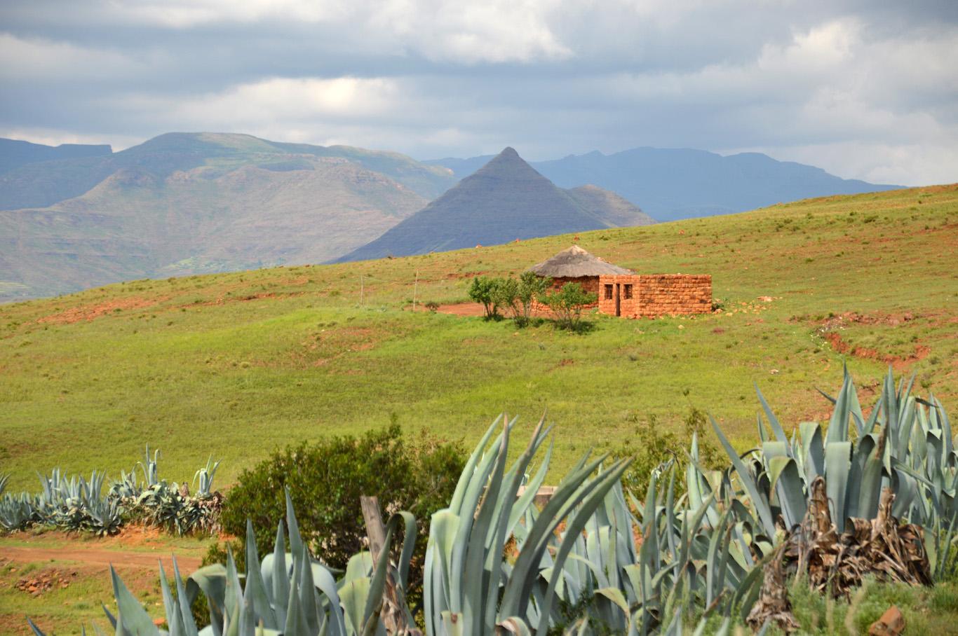 Lesotho landscapes
