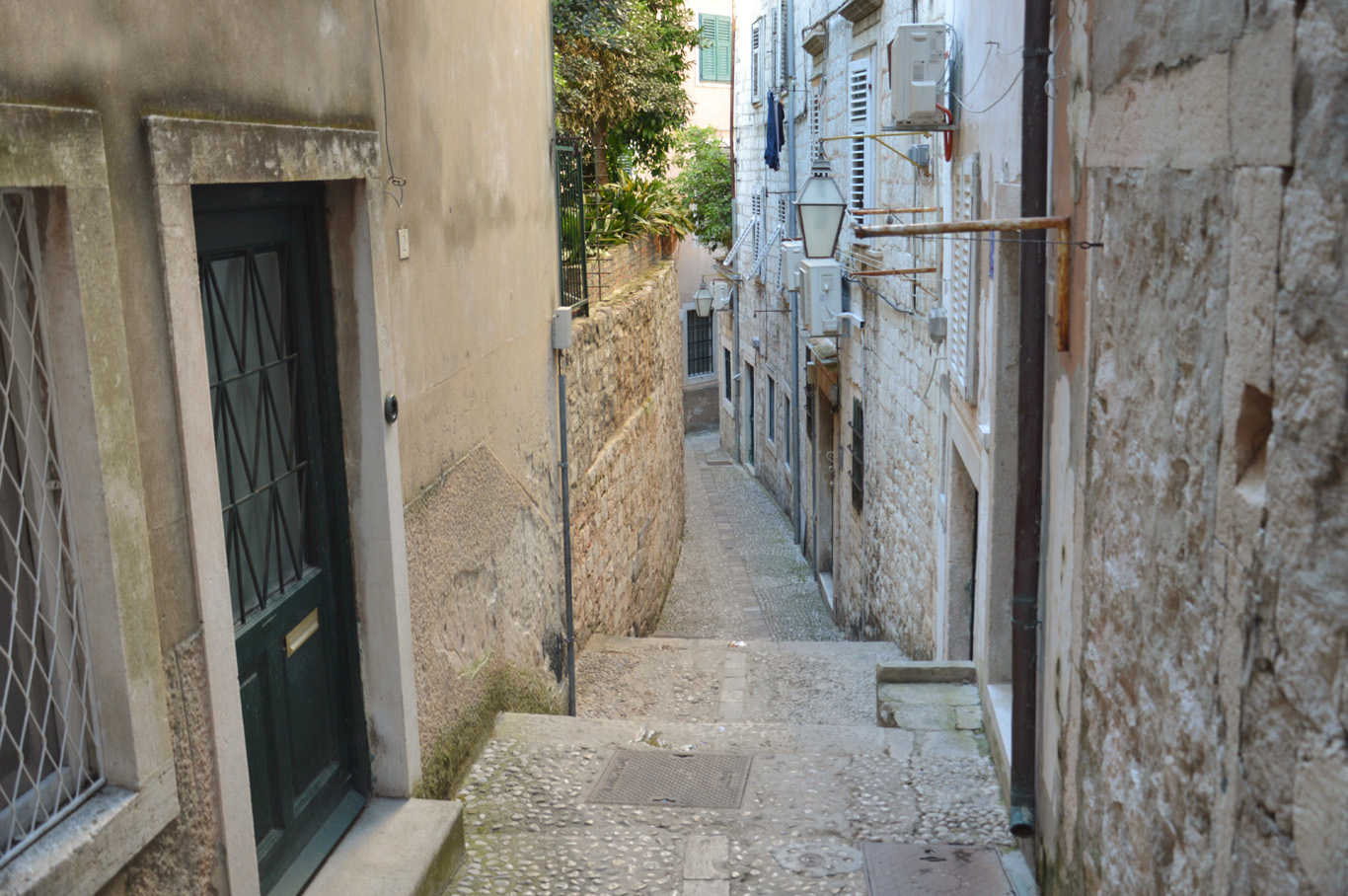 Little, quiet street