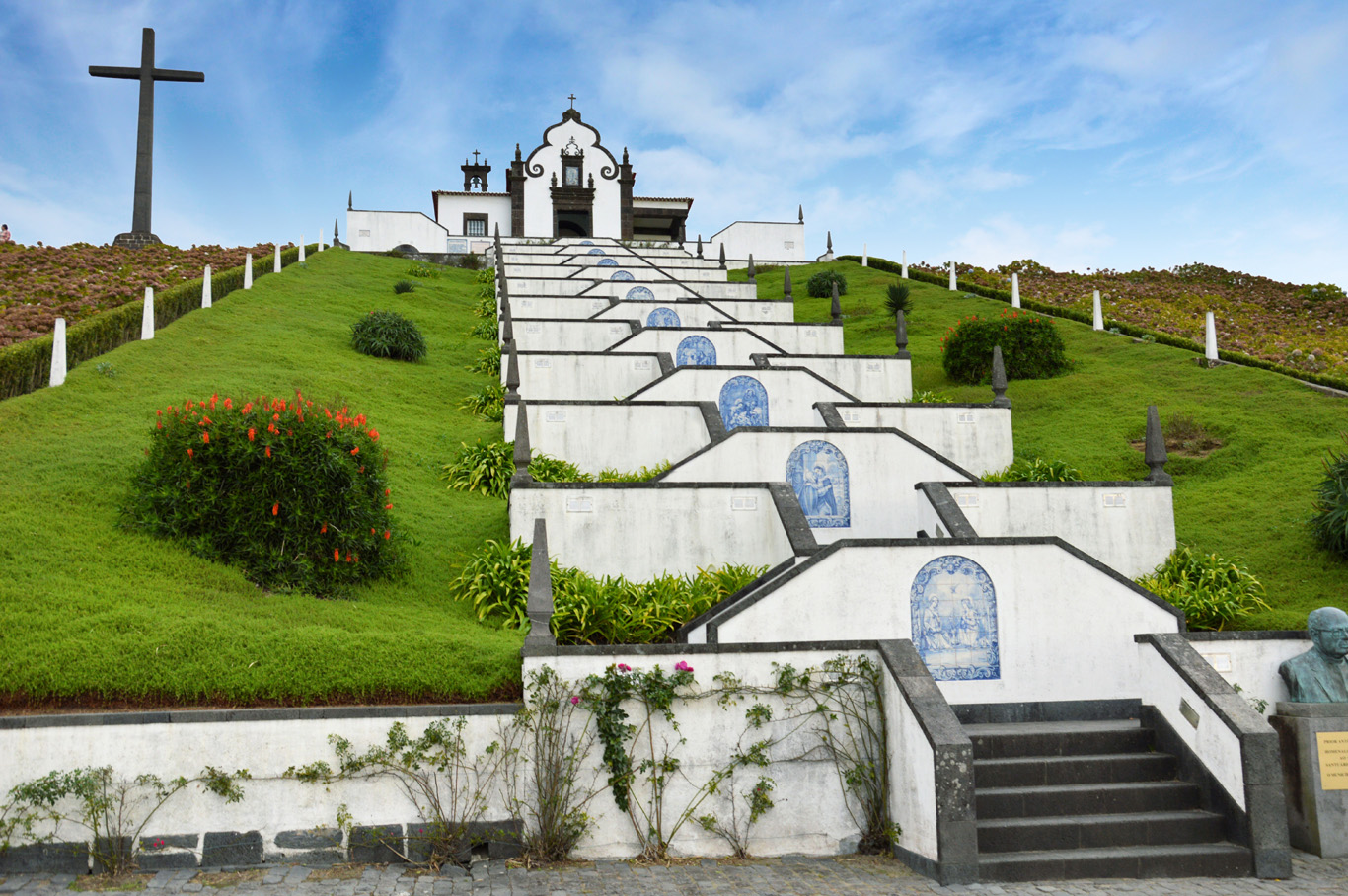 Shrine of Senhora da Paz