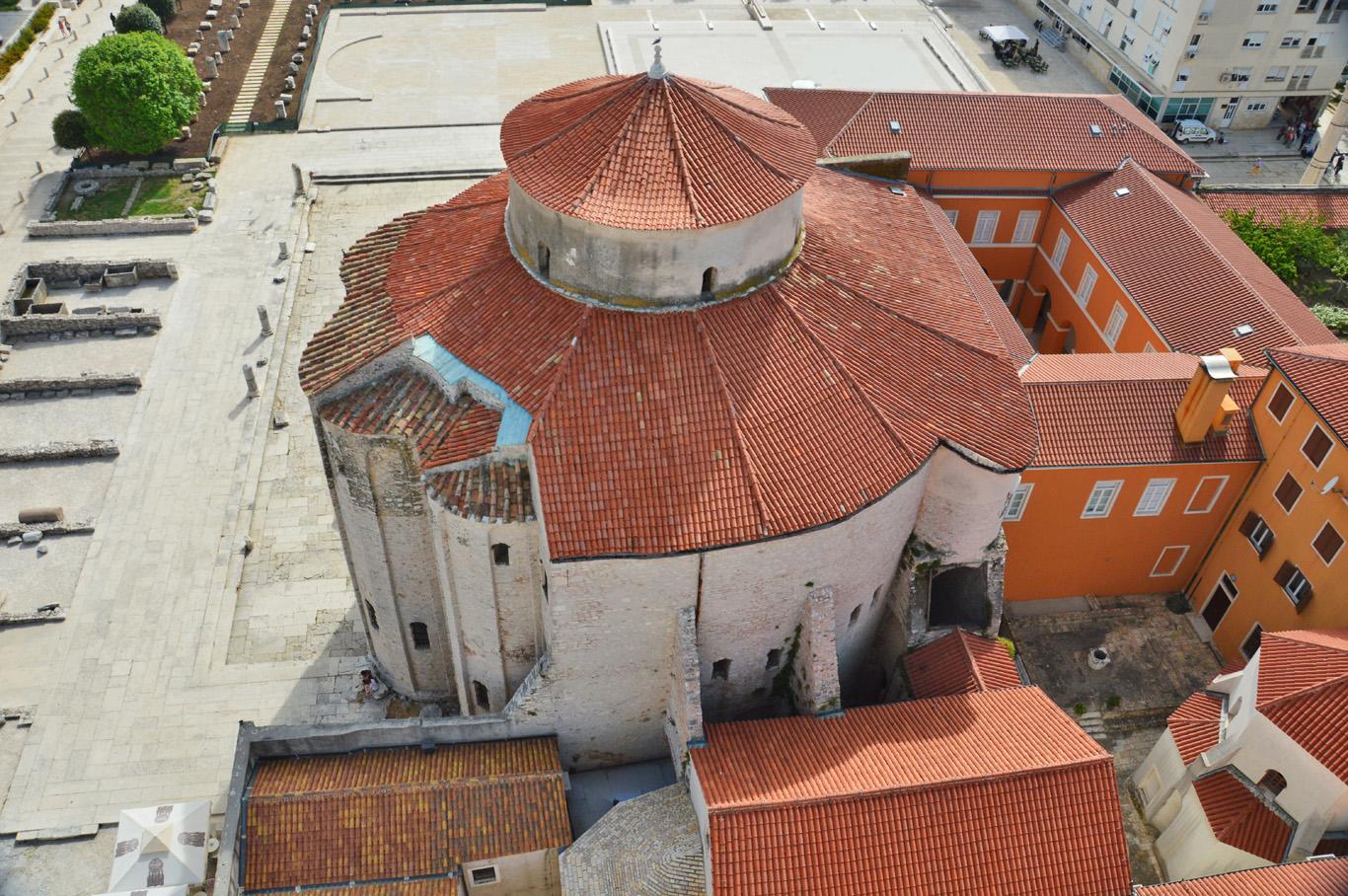 Zadar in Croatia