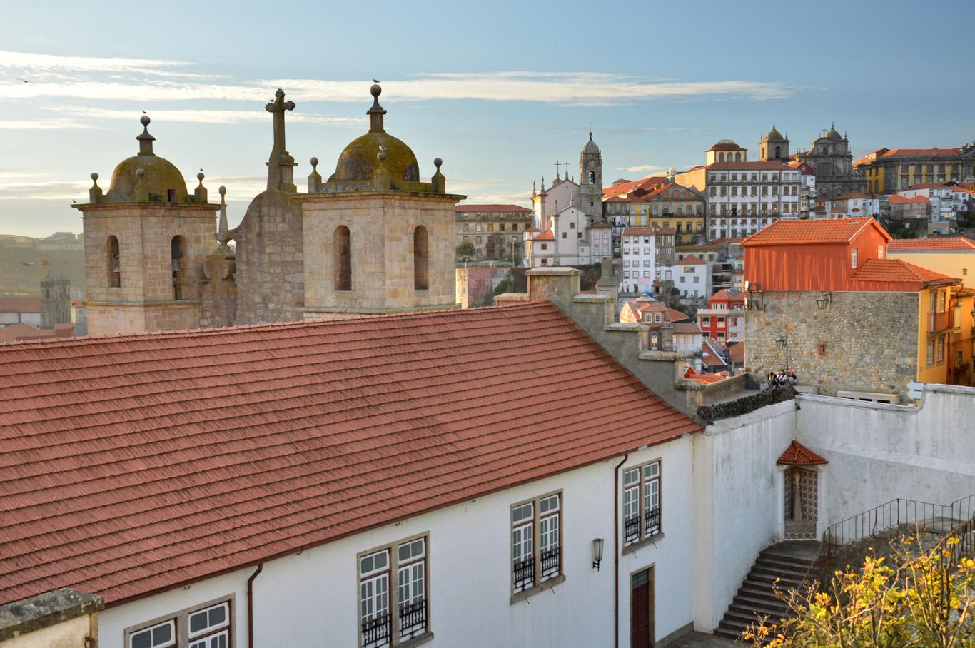 Old Town in Porto    more info