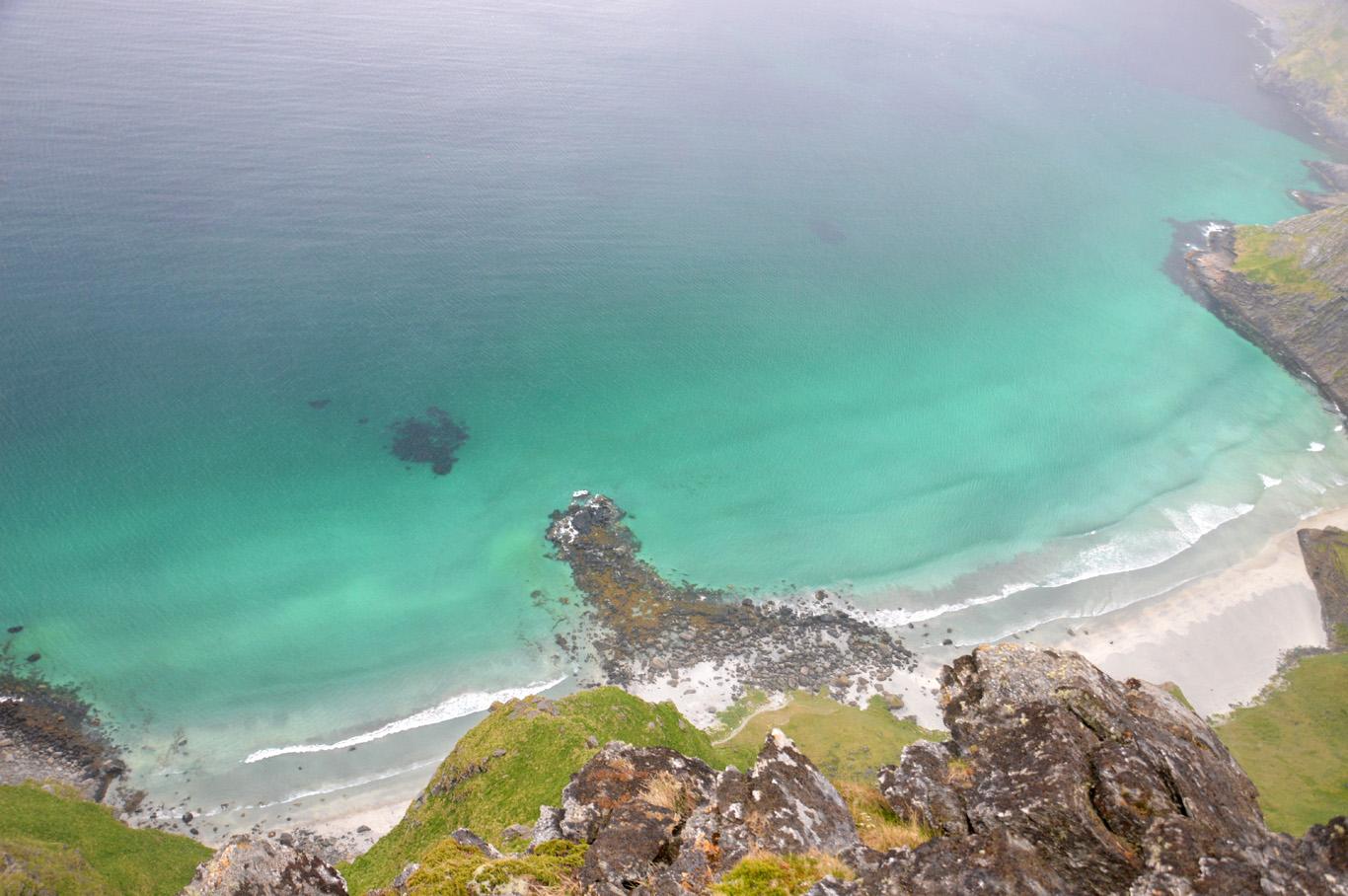 Another view of Punn Sanden beach
