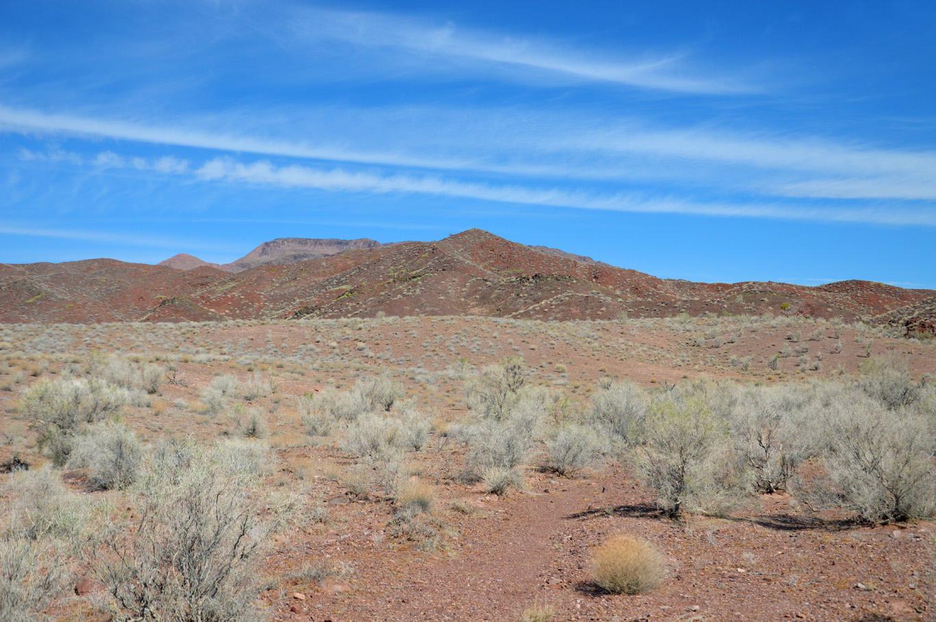 """Martian"" landscapes"