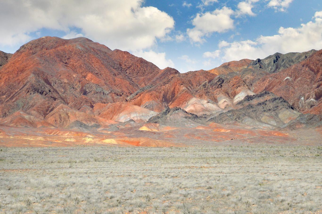 Katutau mountains