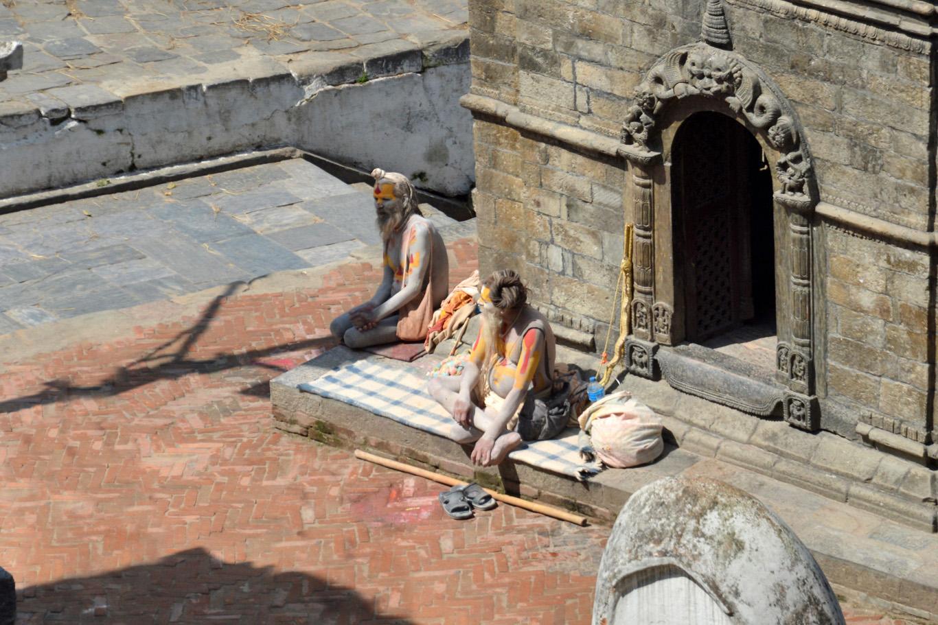 Sadhu - the holy men