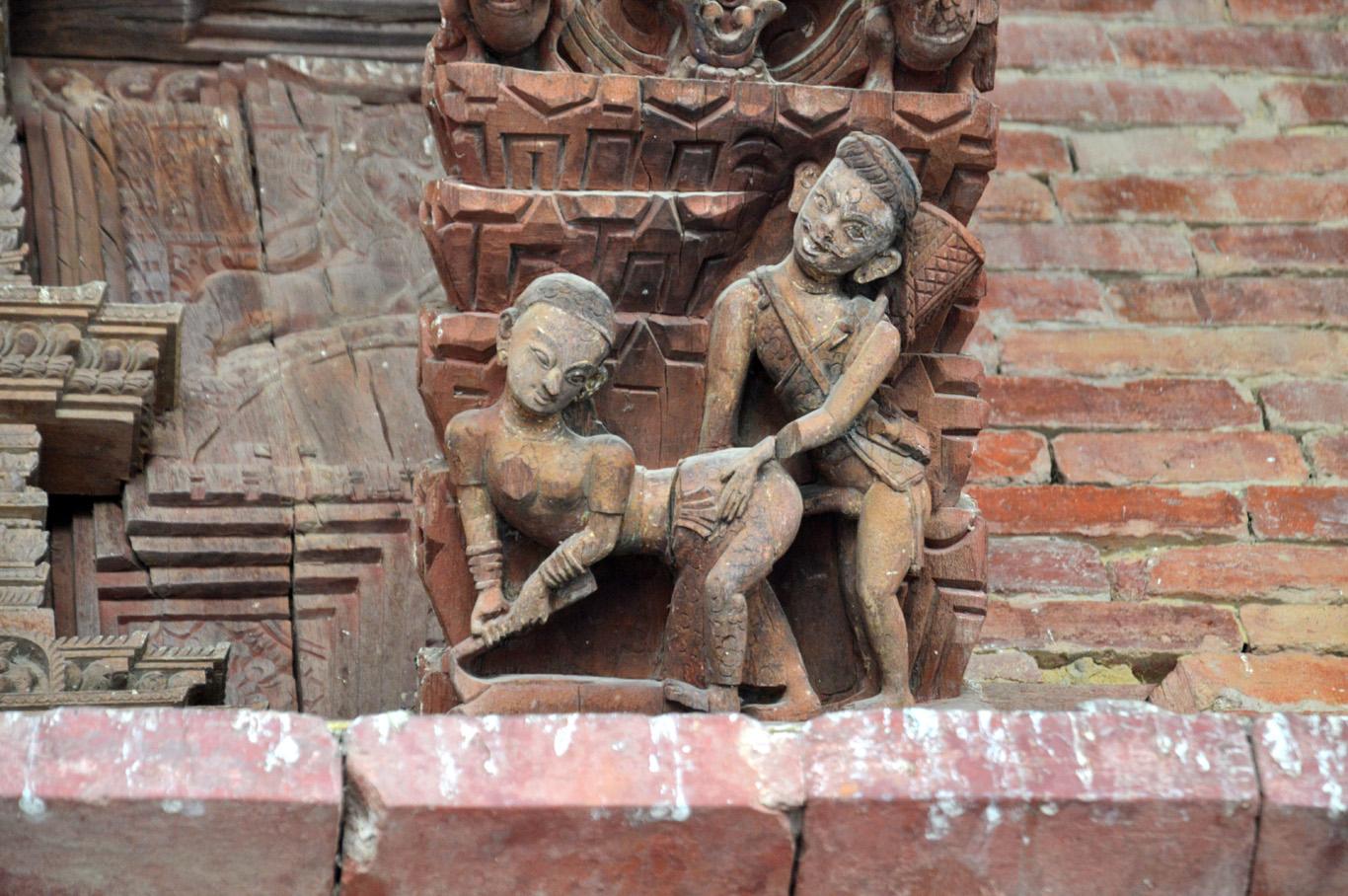 Camasutra reliefs