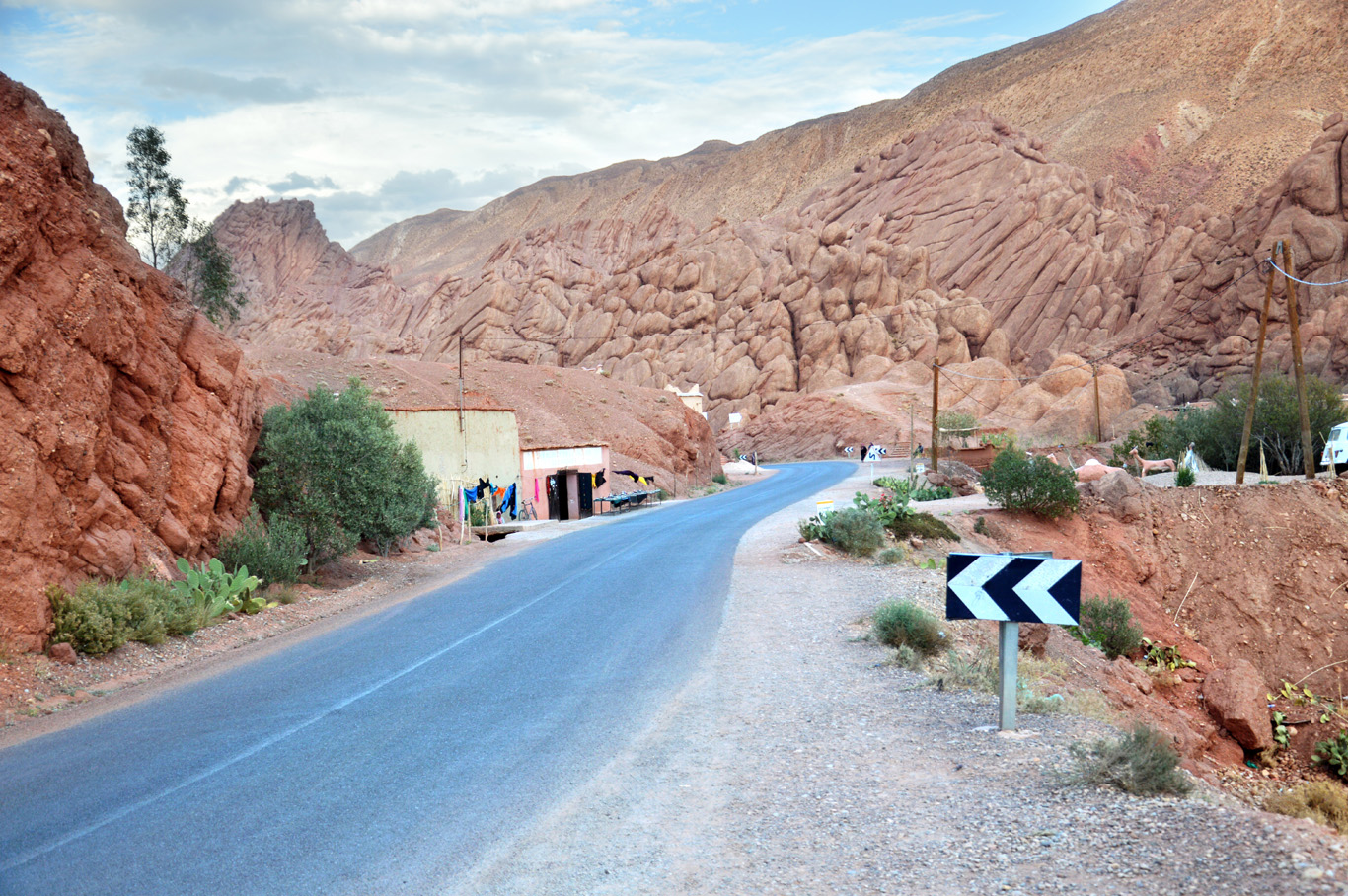 Road to Dades Valley