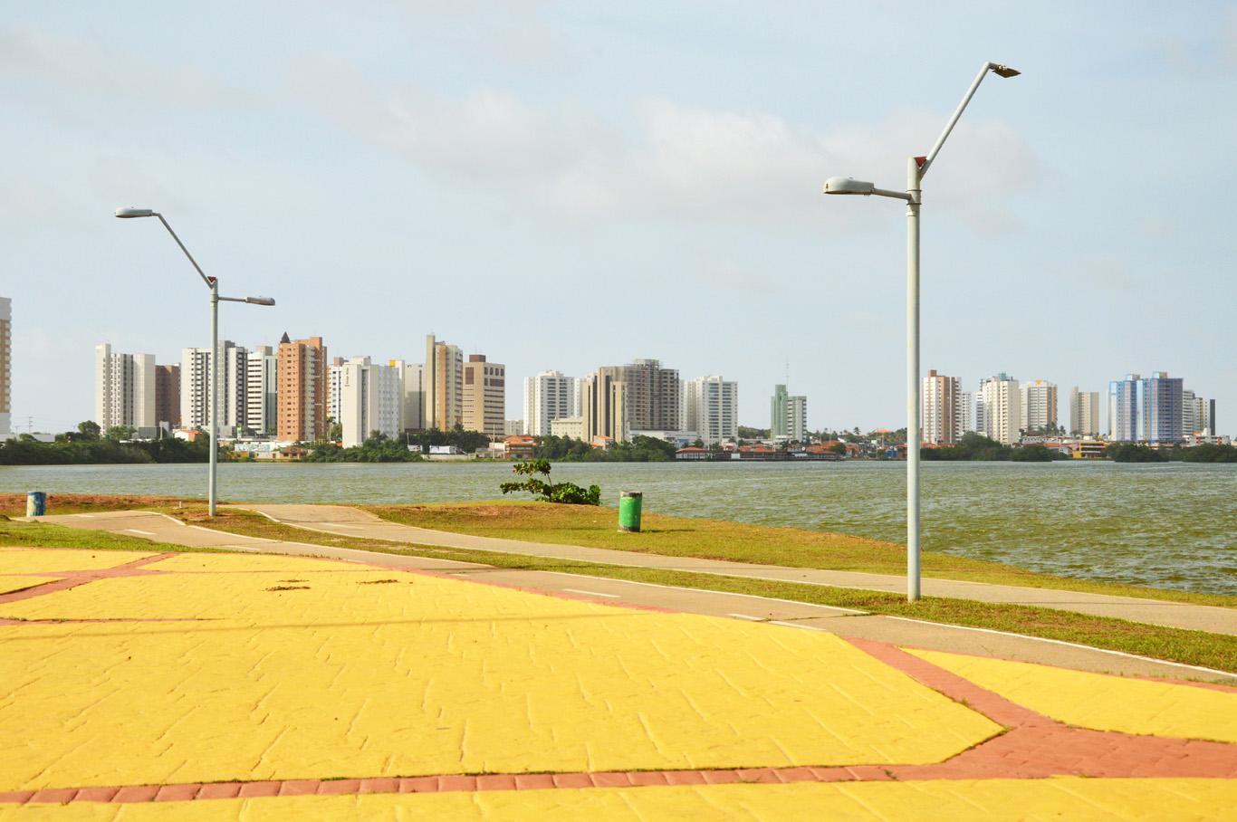 The waterfronti n Sao Luis